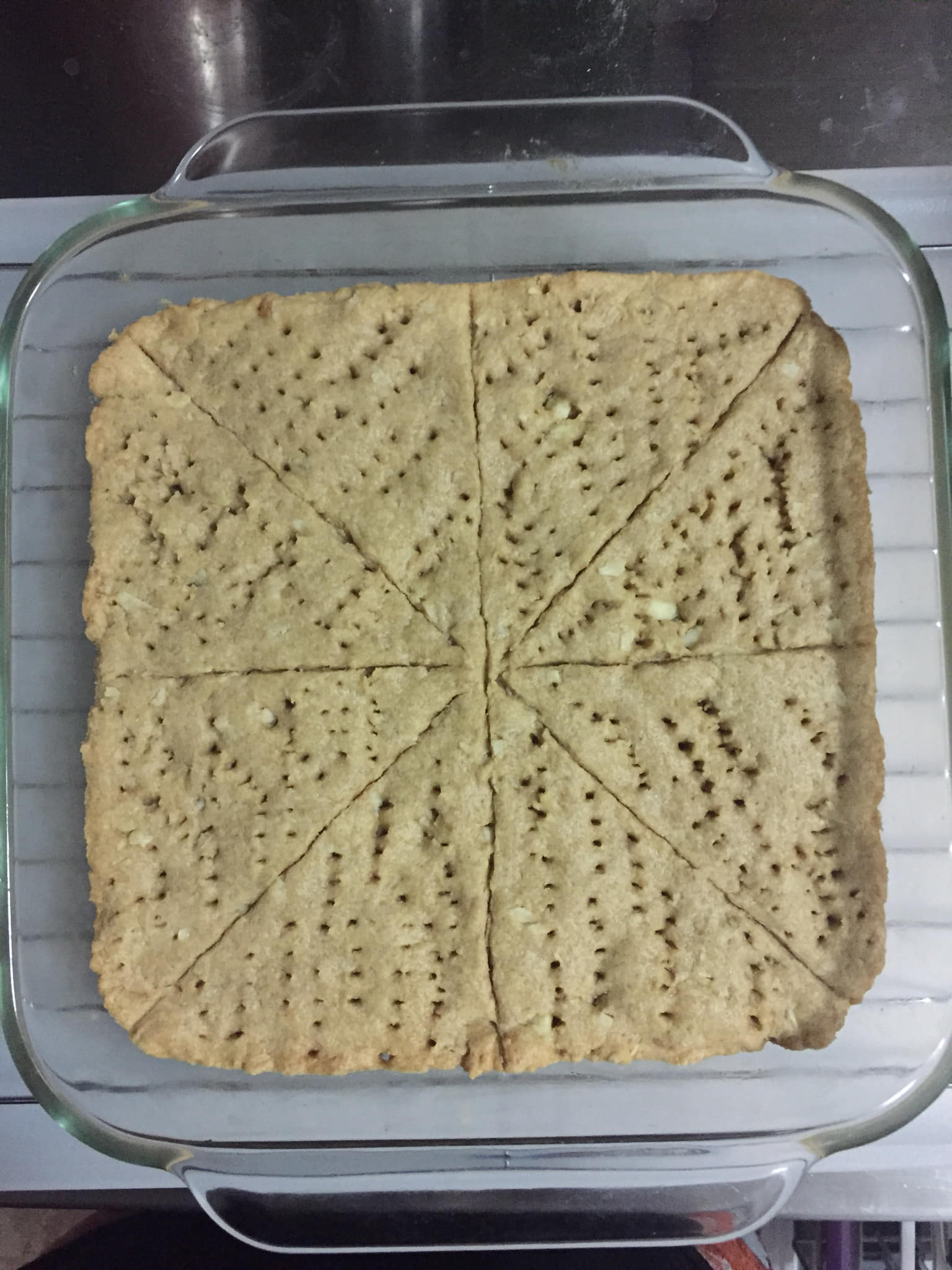 Maple Shortbread Cookies