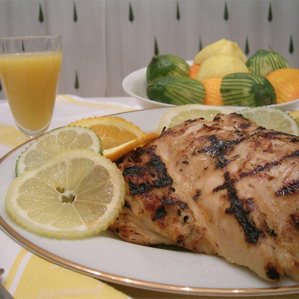 San Diego Grilled Chicken Marvel's Kitchen