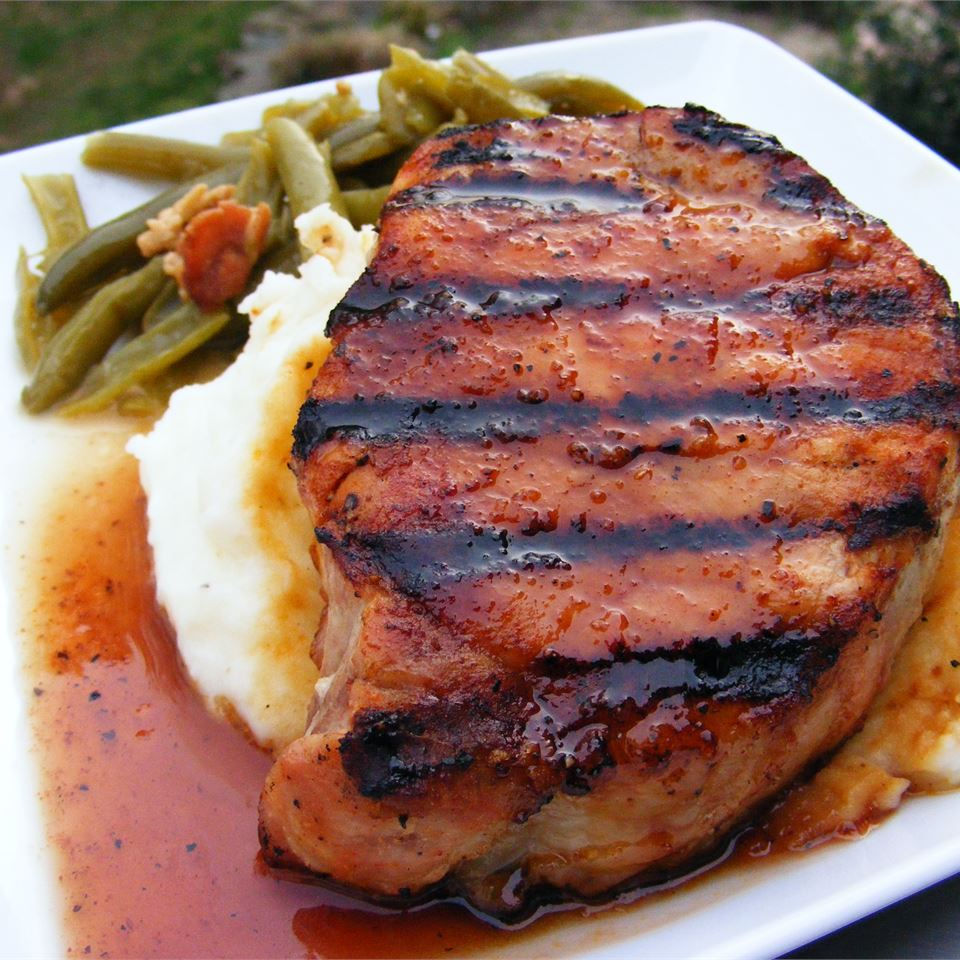 Rubbed and Grilled Pork Loin abapplez