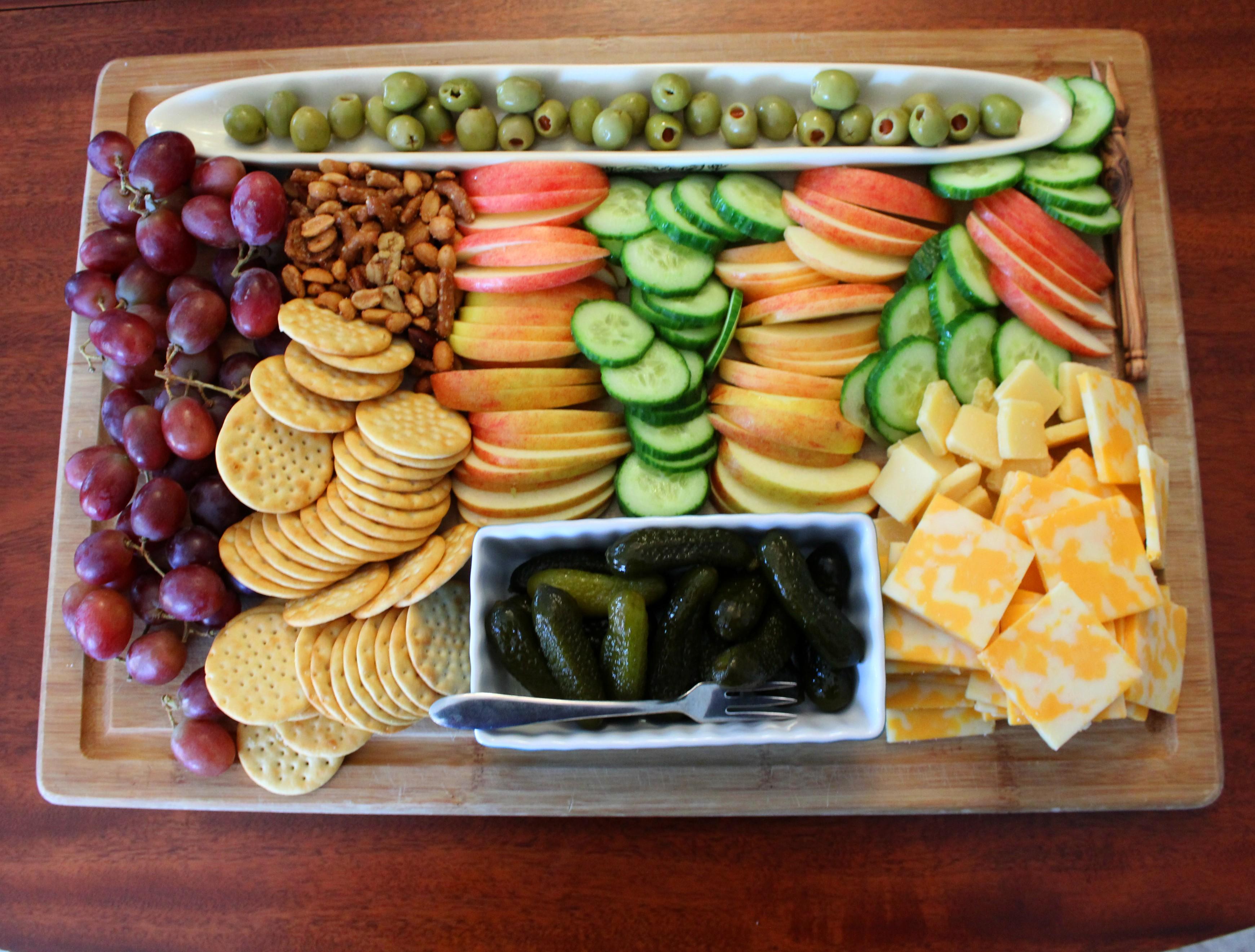 Snack-It-Up Appetizer Board