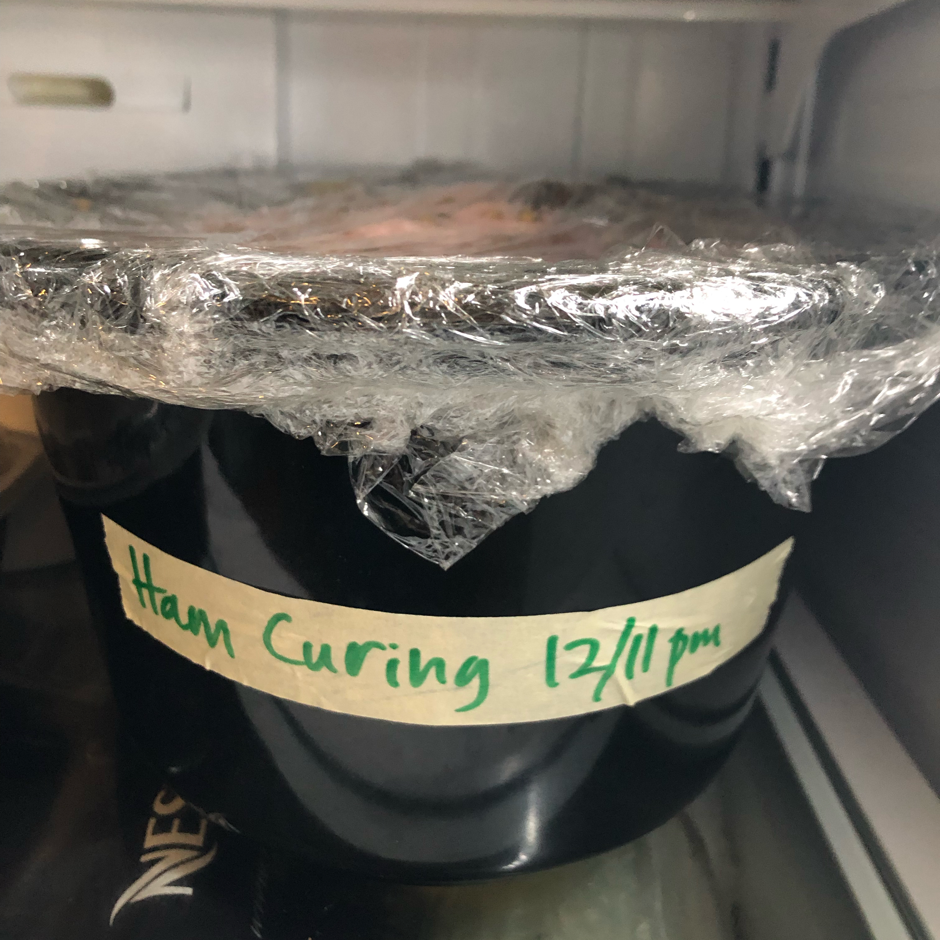 Home-Cured Holiday Ham