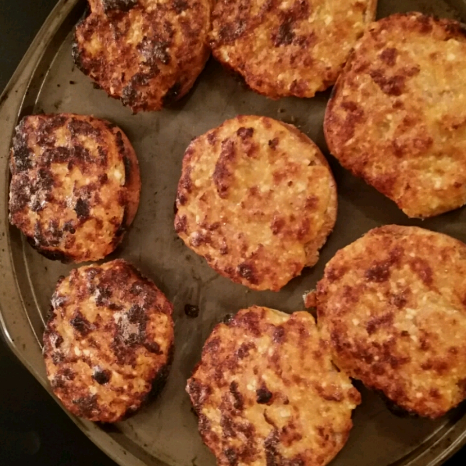 Broiled Burgers with SPAM® Gary Burns