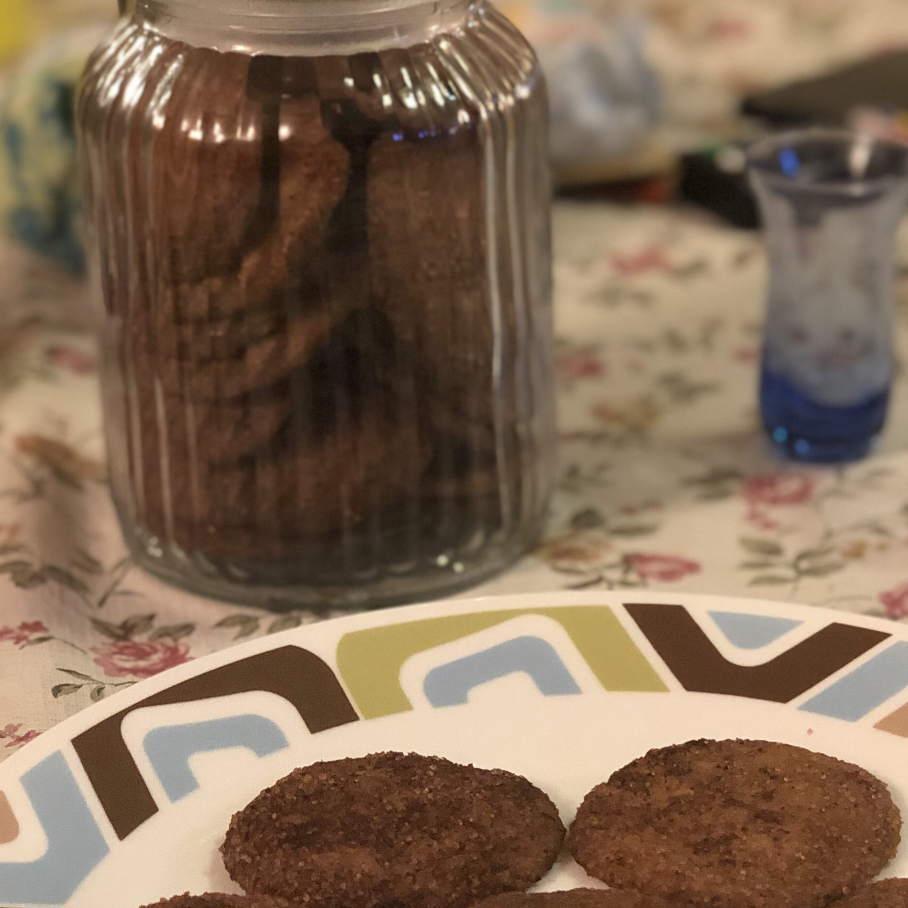 Cinnamon Sugar Cookies