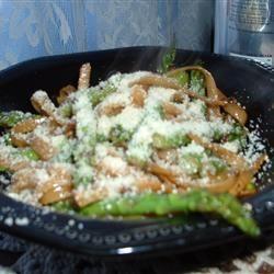 Pasta with Asparagus Sue Ann Eggermont