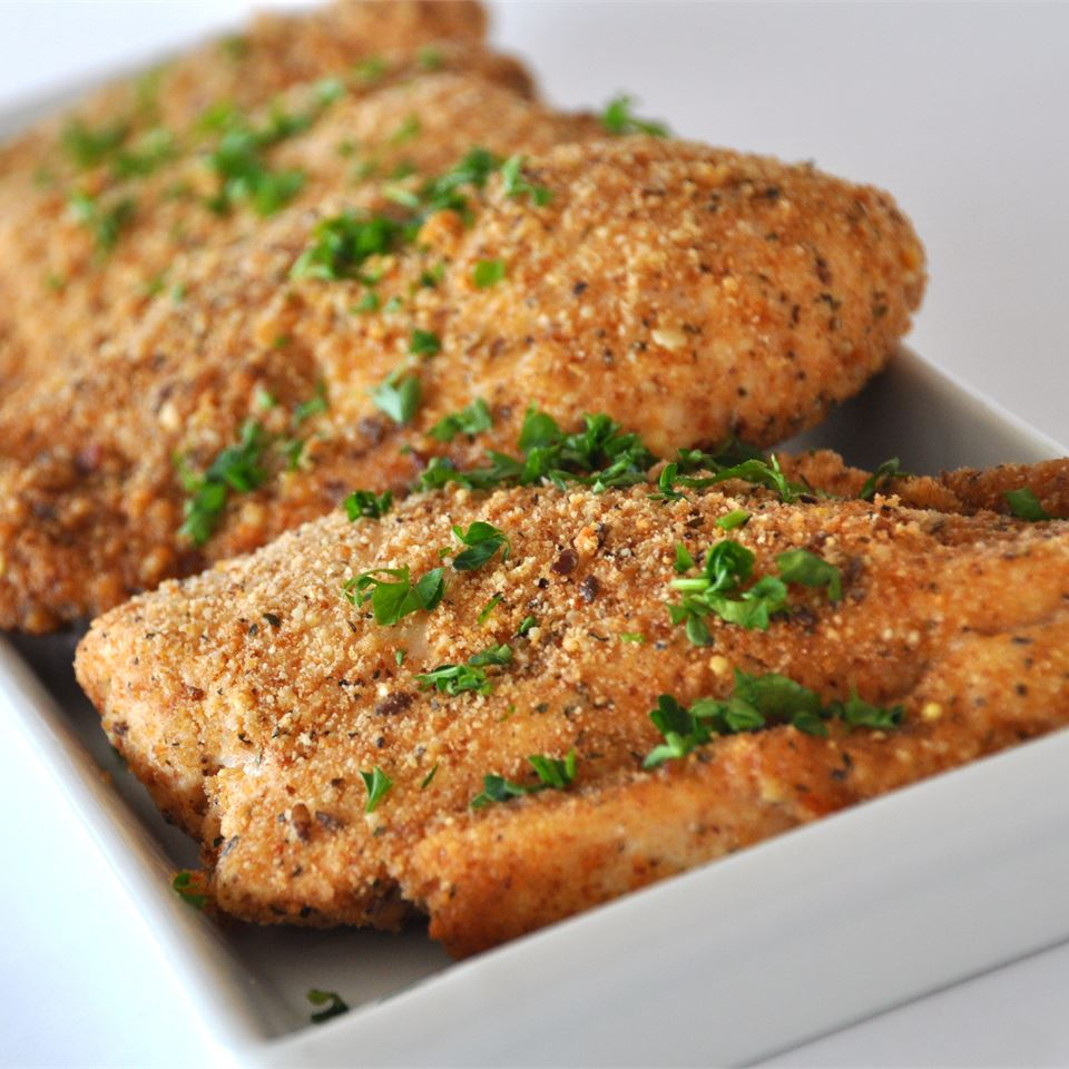 Baked Garlic Parmesan Chicken KAREN