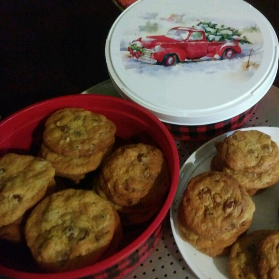 Chocolate Chip Pudding Cookies Robbie