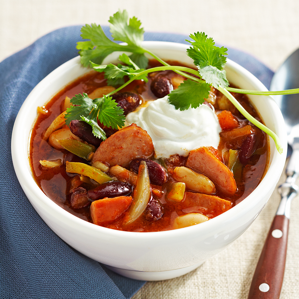 BBQ Bean Chili Diabetic Living Magazine