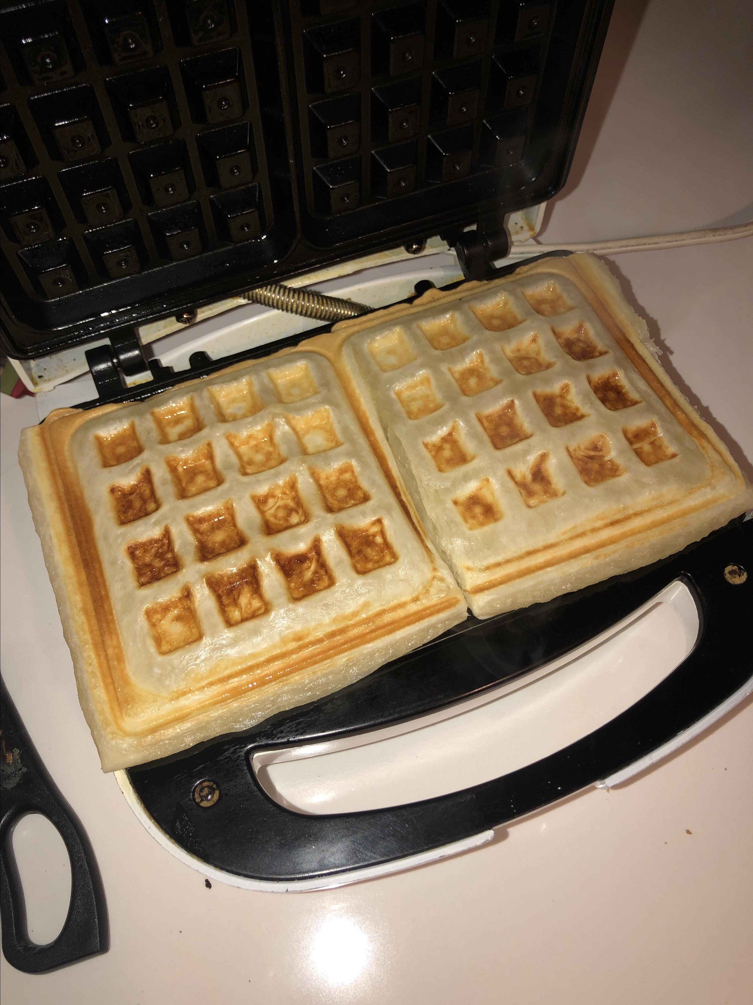 Puff Pastry Waffles Tara Martinez