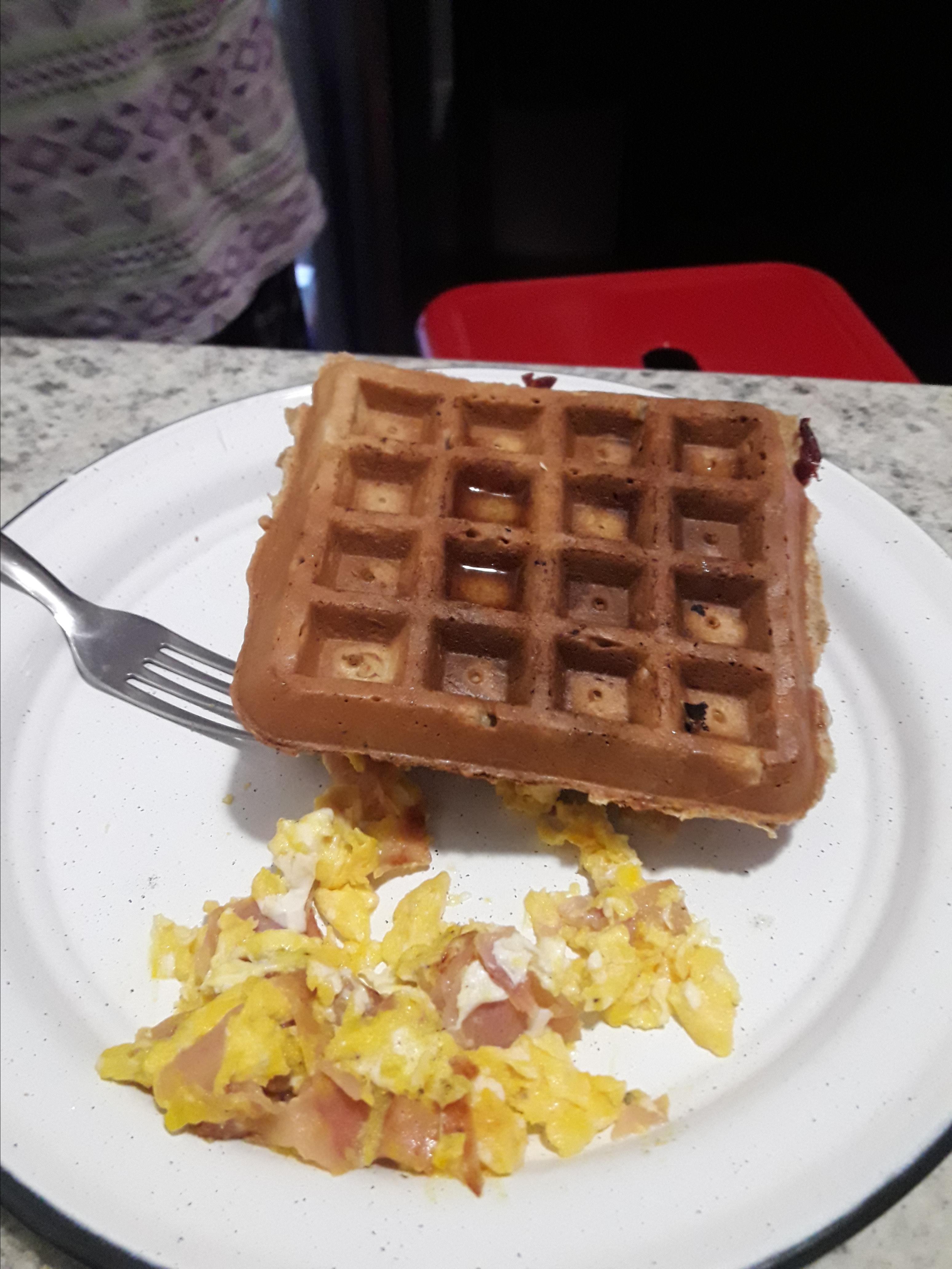 Classic Waffles Perla E. Berrones