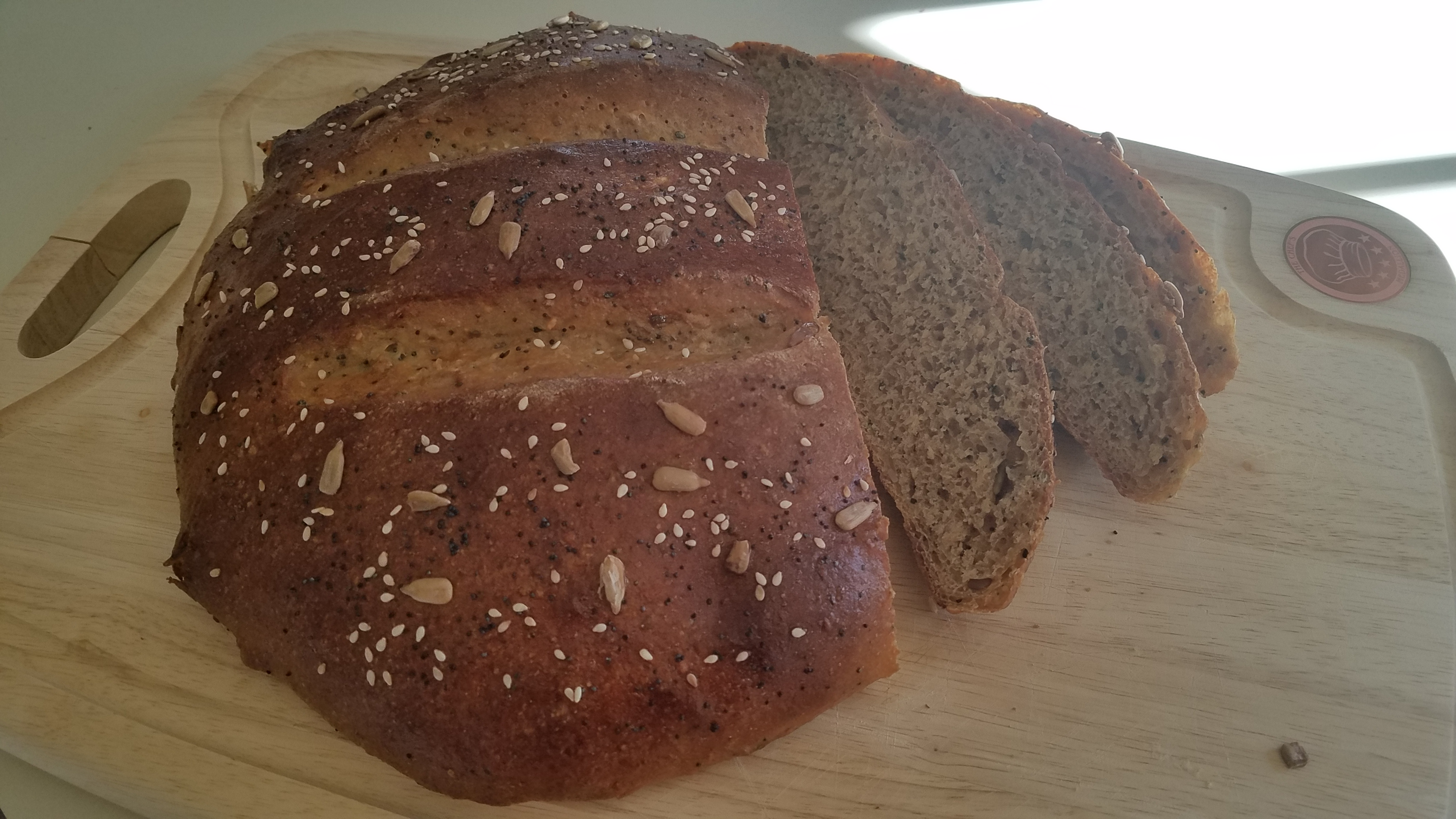 Seeduction Bread Casablancaise