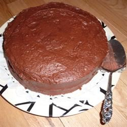 Diana's Guinness® Chocolate Cake with Guinness Chocolate Icing ScandoGirl