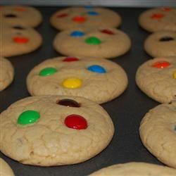 Robbi's M&Ms® Cookies BK