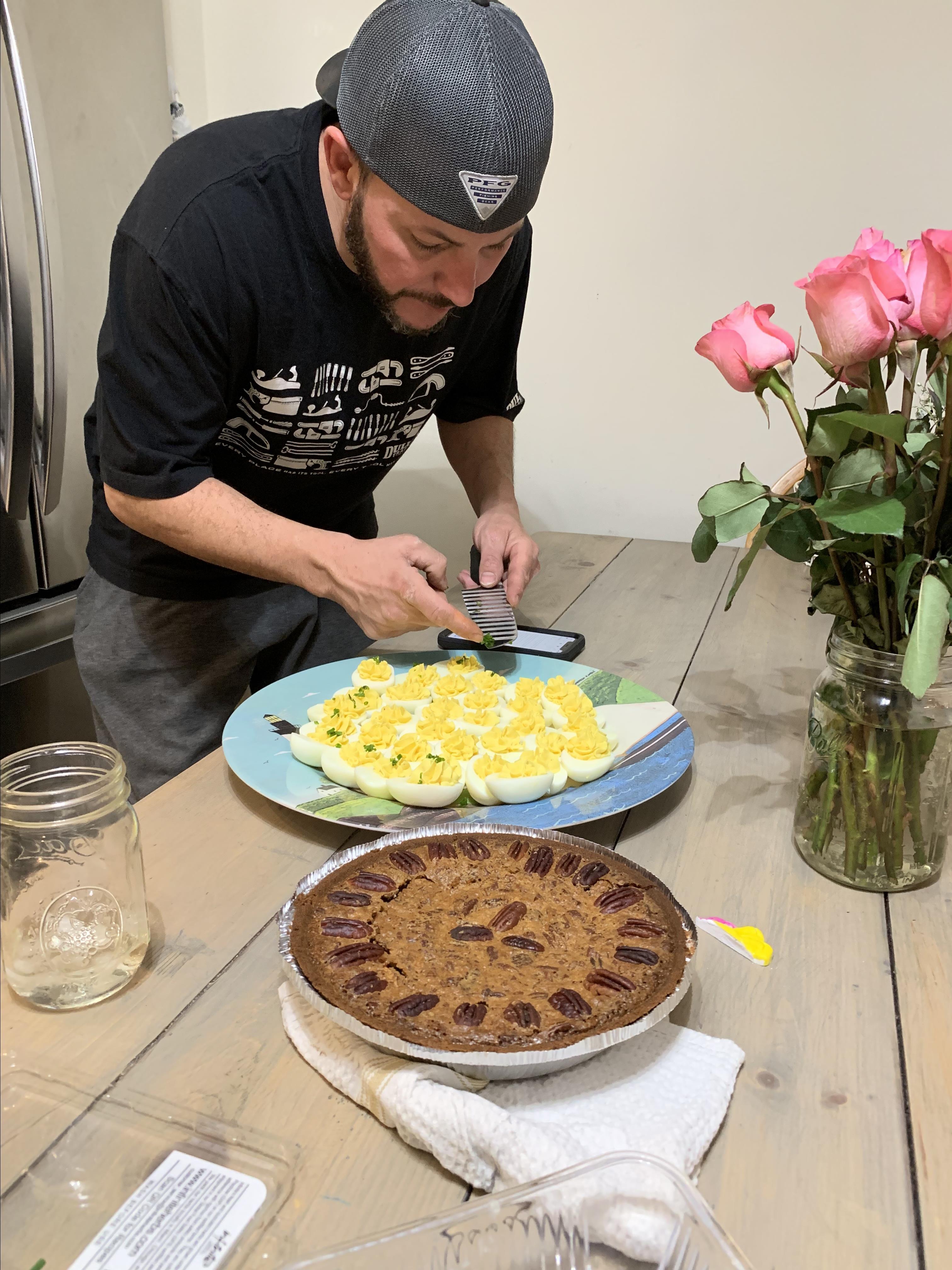 Chef John's Deviled Eggs cupcakecait
