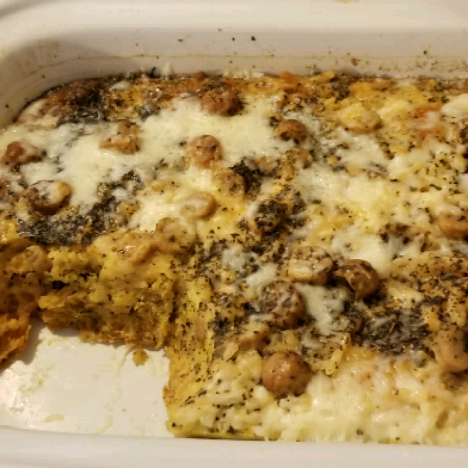 Overnight Slow Cooker Breakfast Casserole Holly Knowles