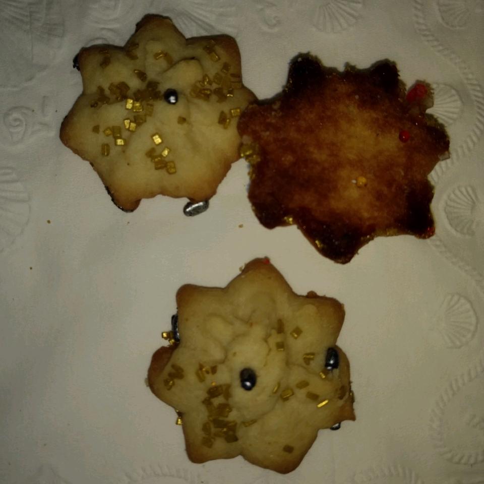 My Mom's Spritz Cookies Nancy Miller
