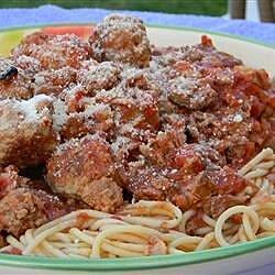 family sicilian sauce and meatballs recipe