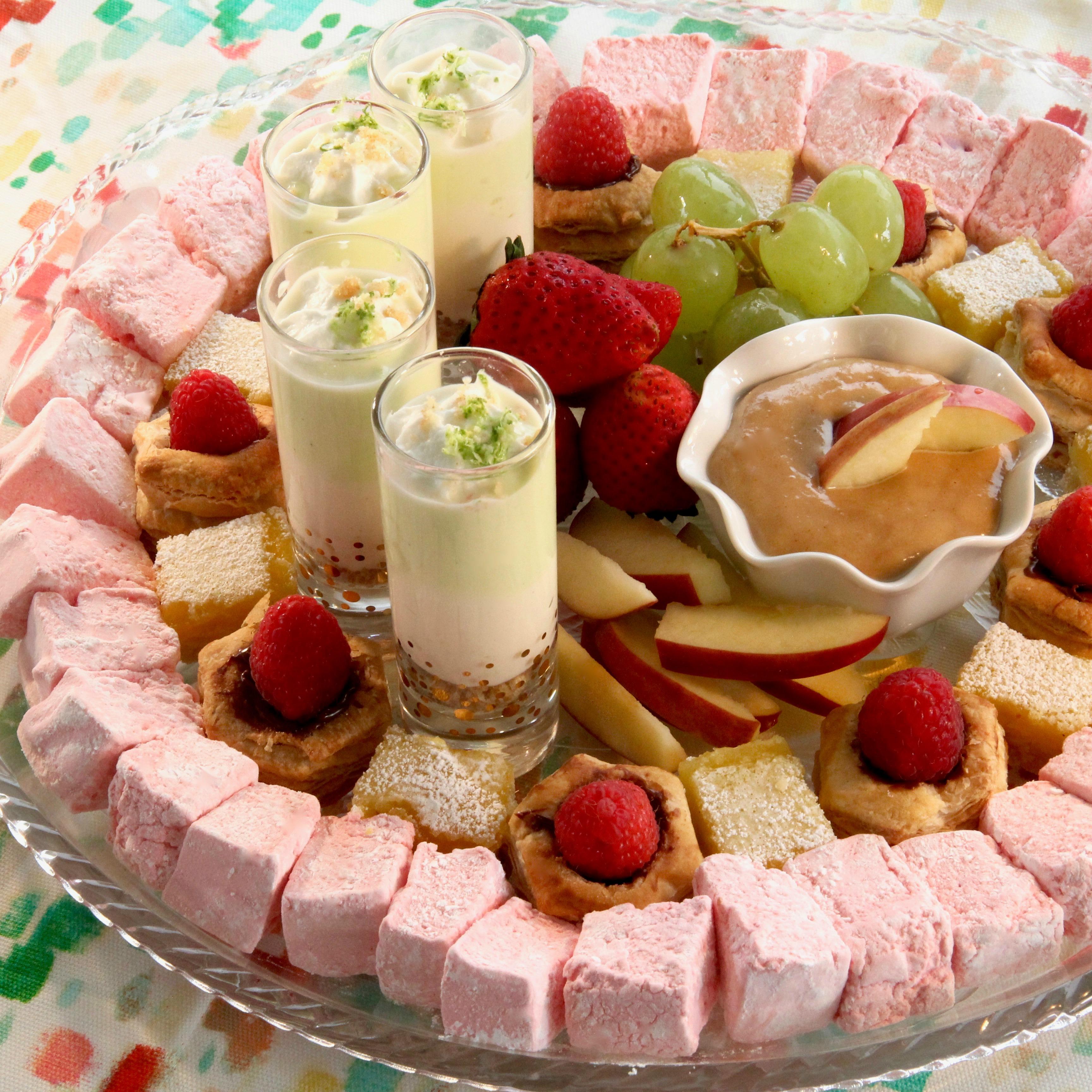 Game Day Victory Dessert Board