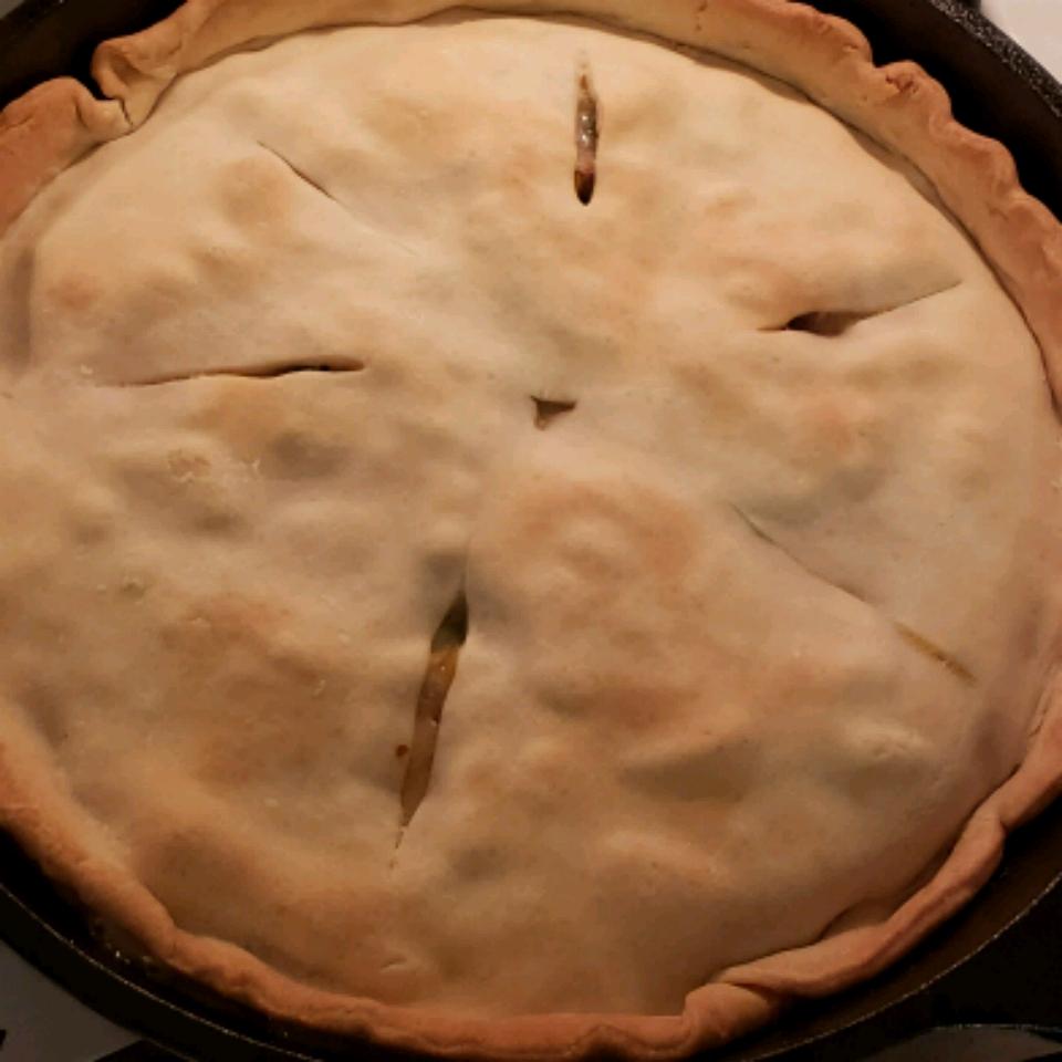 Grandma's Leftover Turkey Pot Pie Dana Hickman