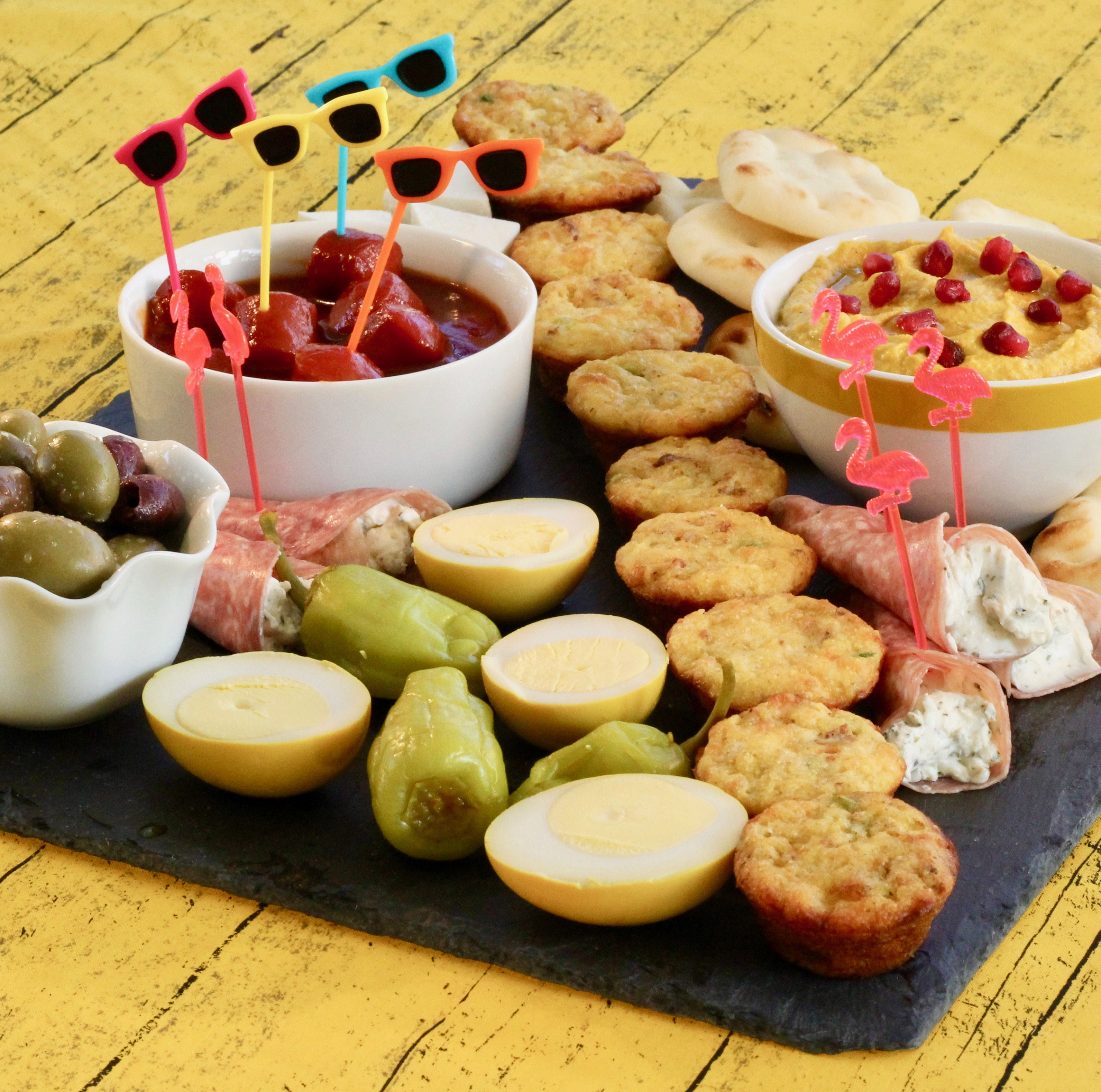 Let Game Day Begin  Snack Board lutzflcat