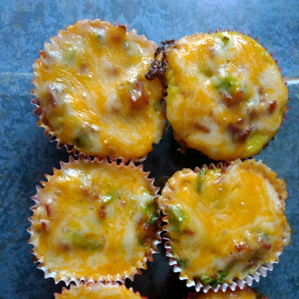 Bacon and Egg Muffins Ray Dwaydar