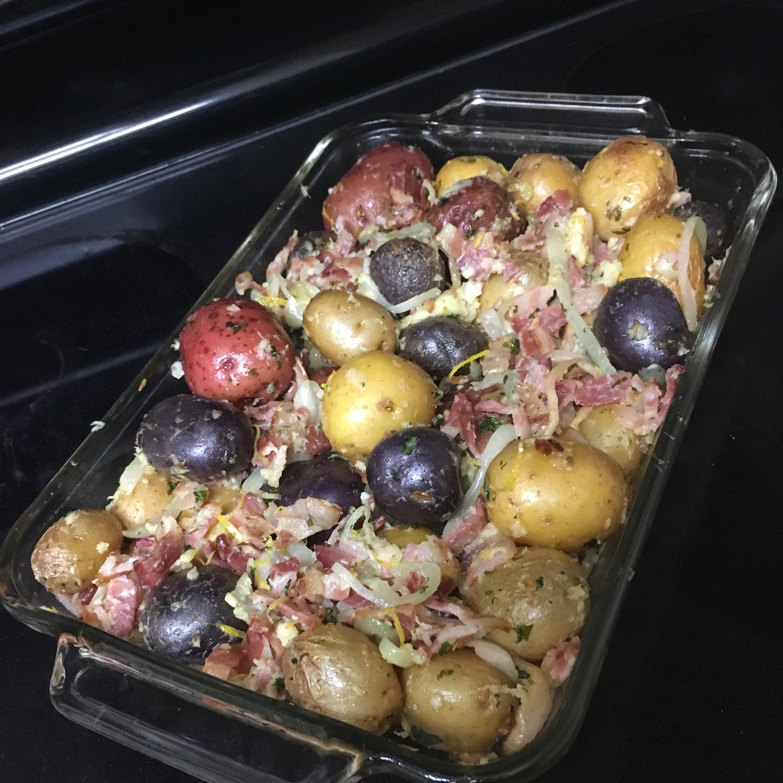 Farmhouse Roasted Potatoes JennGroff