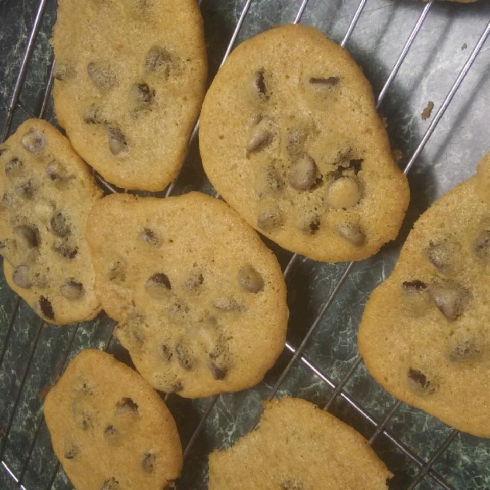 Chocolate Chip Honey Cookies Jasmine Nallick