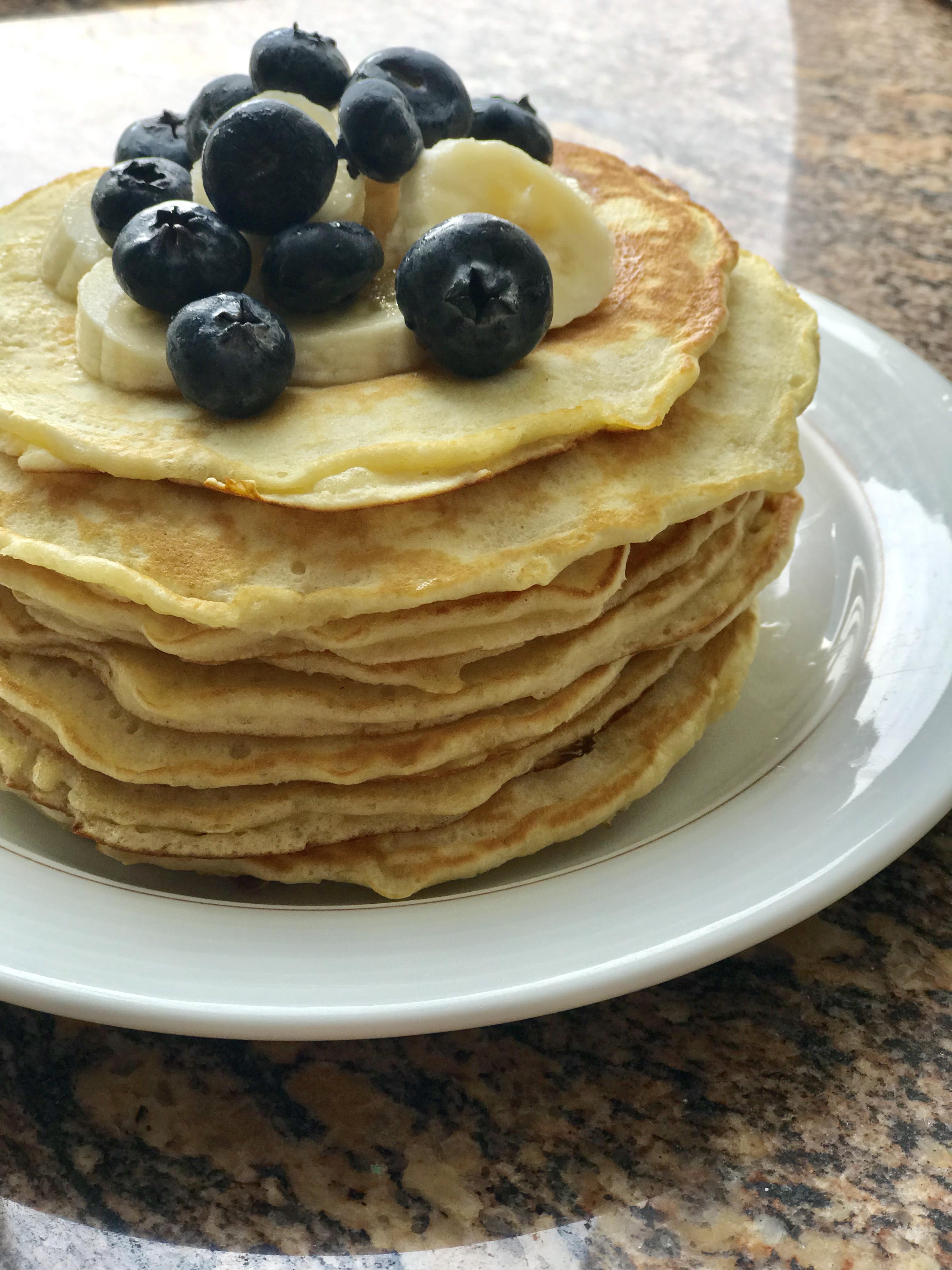 Fluffy Pancakes Christy Yip