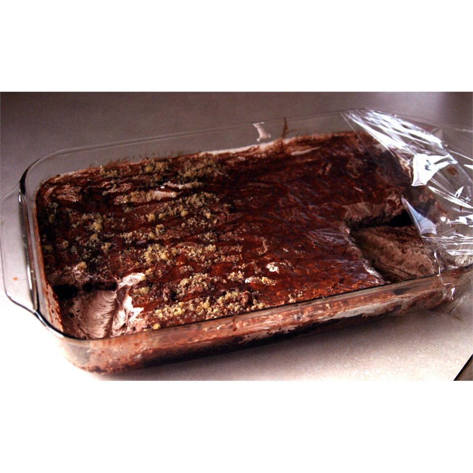 Mississippi Mud Cake II