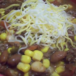 Unbelievably Easy and Delicious Vegetarian Chili CookinBug