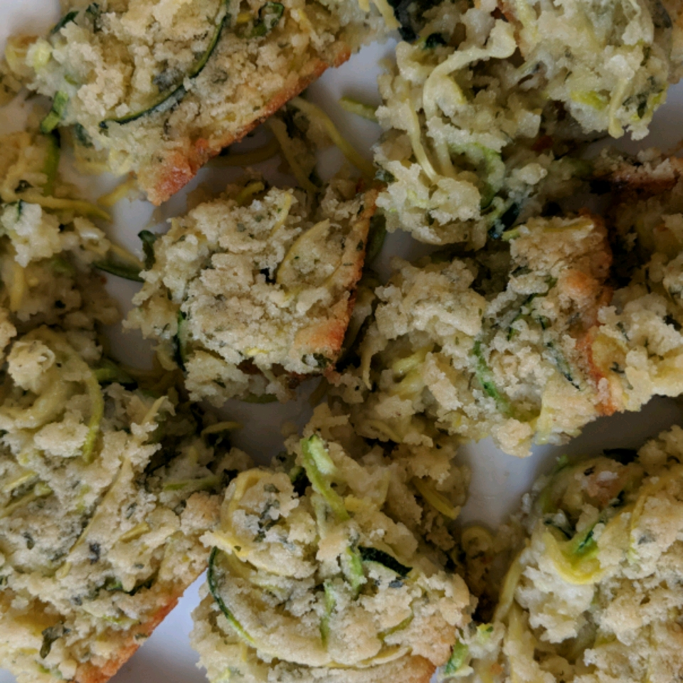 Zucchini Appetizer Lisa Dicarlo-Lawrence