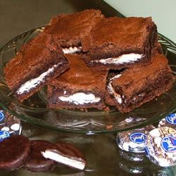 Peppermint Patty Brownies Mike