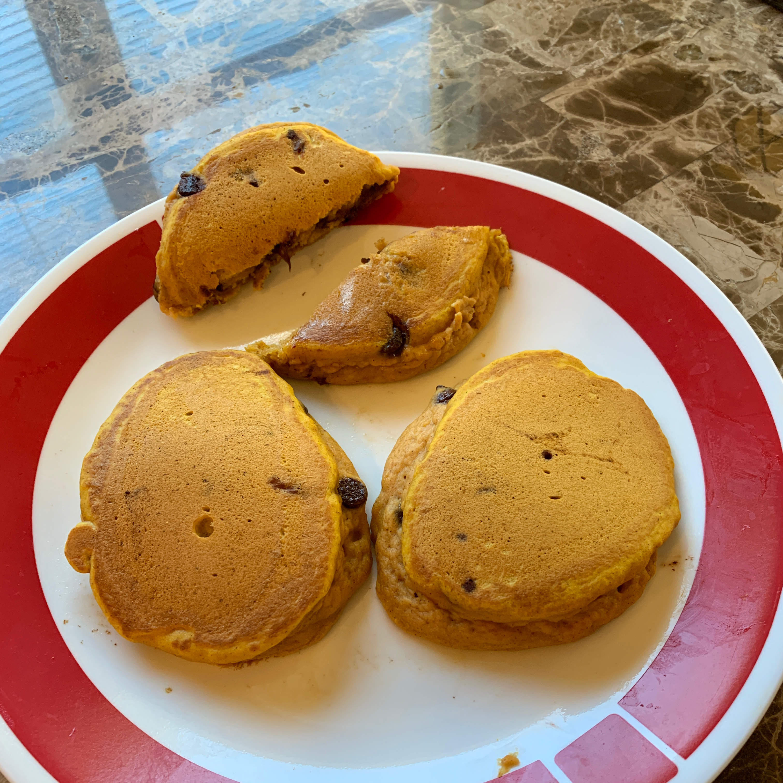 Pumpkin Pancakes jerry