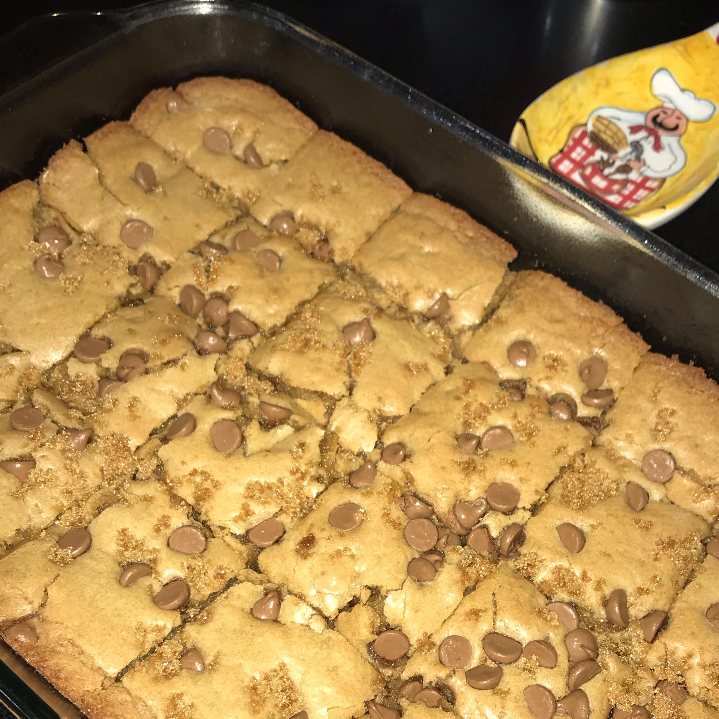 Blonde Brownies I