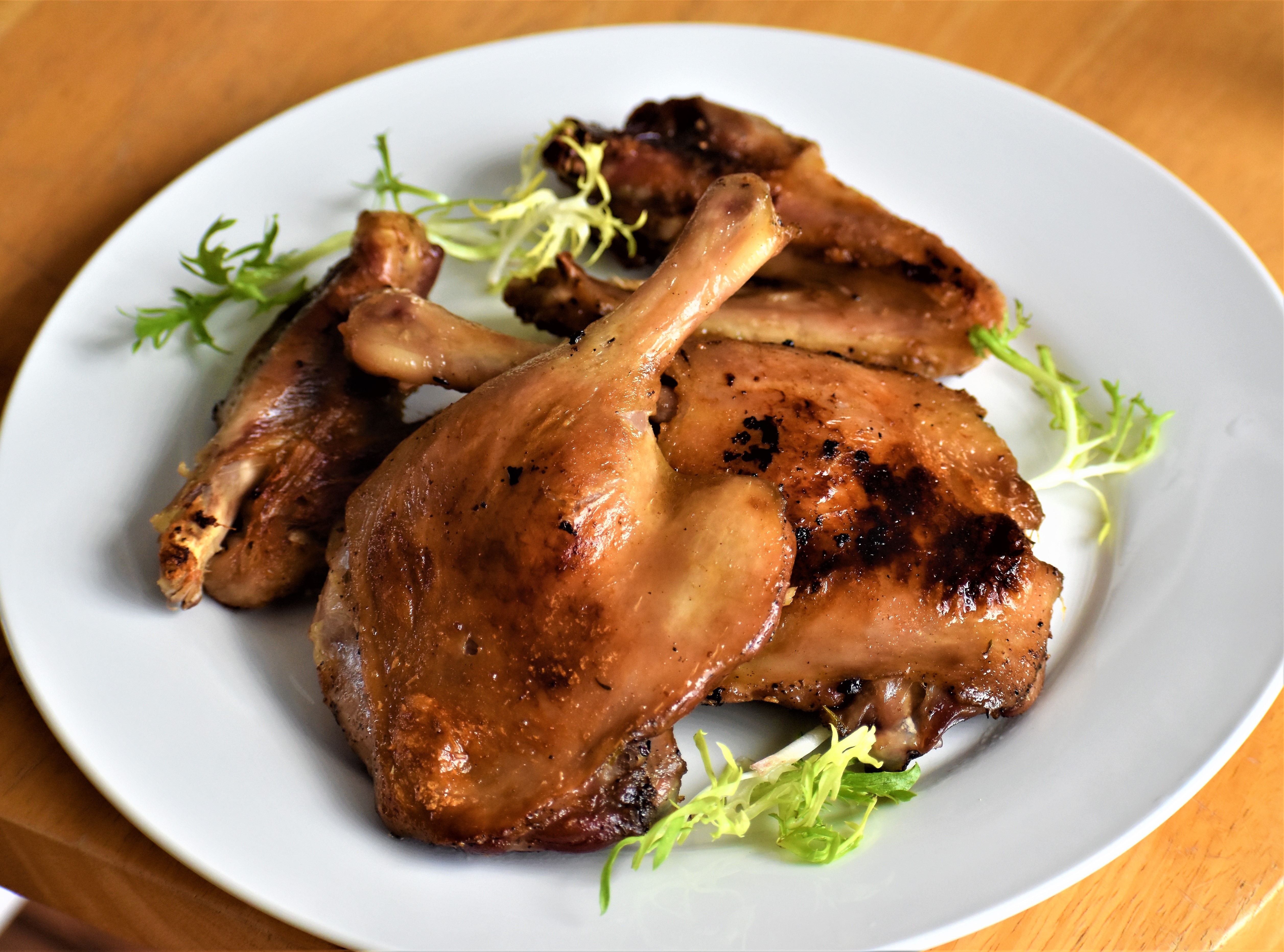 Duck Confit, the Right Way Kim