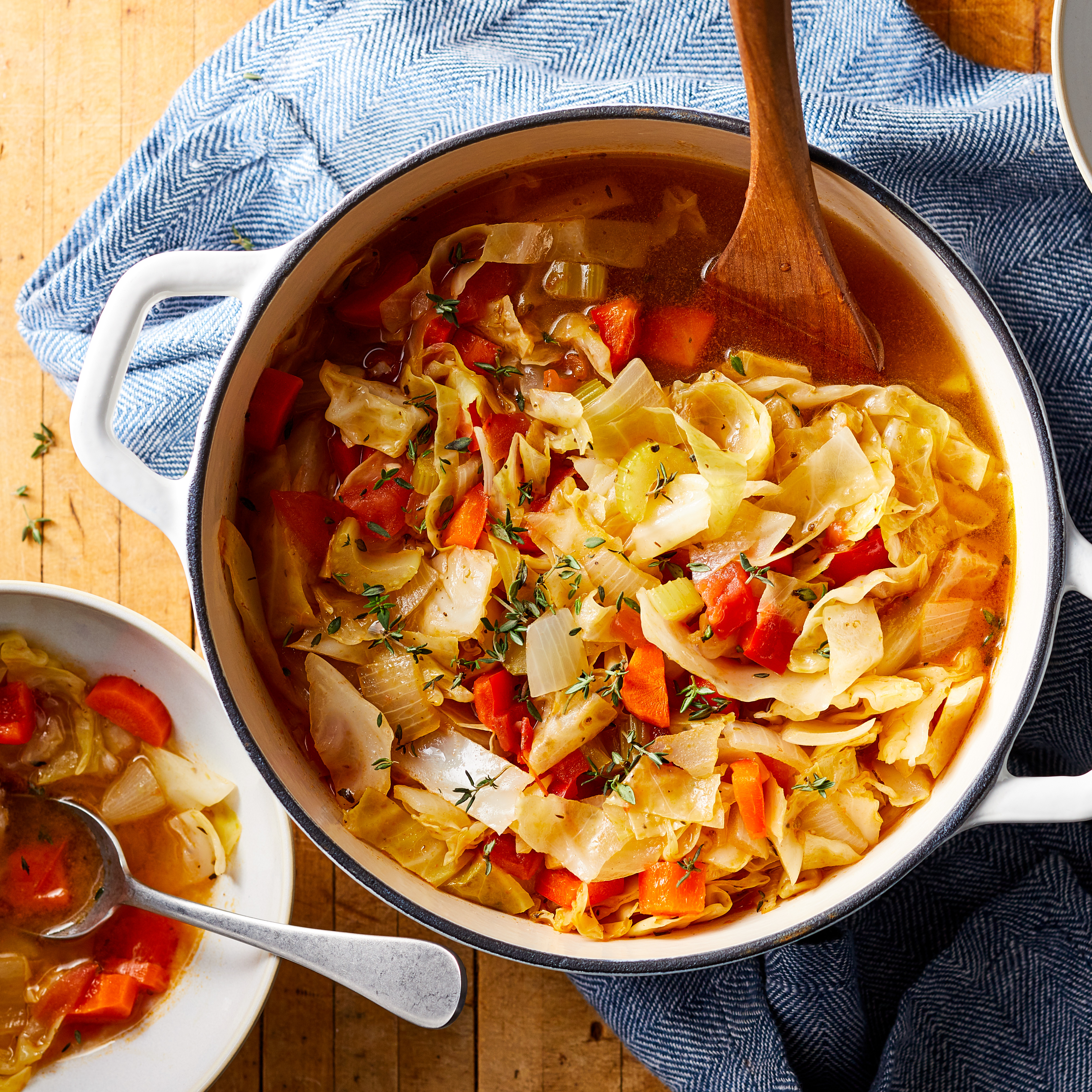 Cabbage Diet Soup