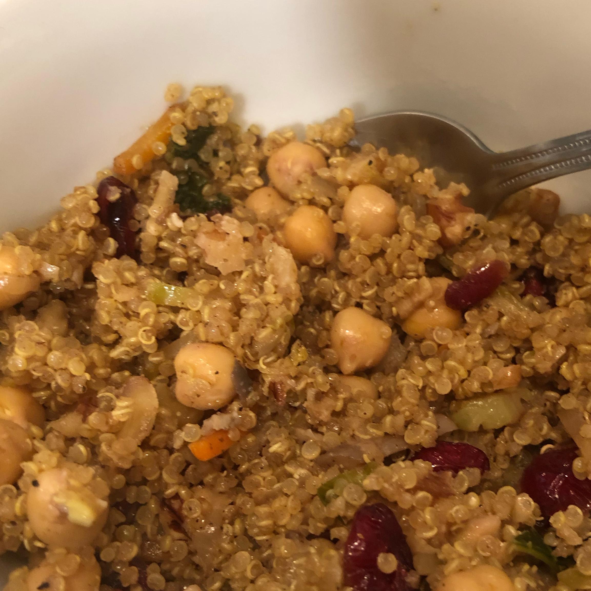 Spiced Quinoa