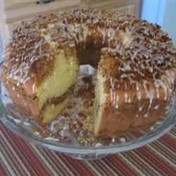 Graham Streusel Coffee Cake avsgirl301