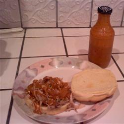 Best Carolina BBQ Meat Sauce