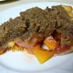 Strawberry-Mango Pie Molly