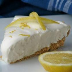Creamy Lemon Pie I mominml
