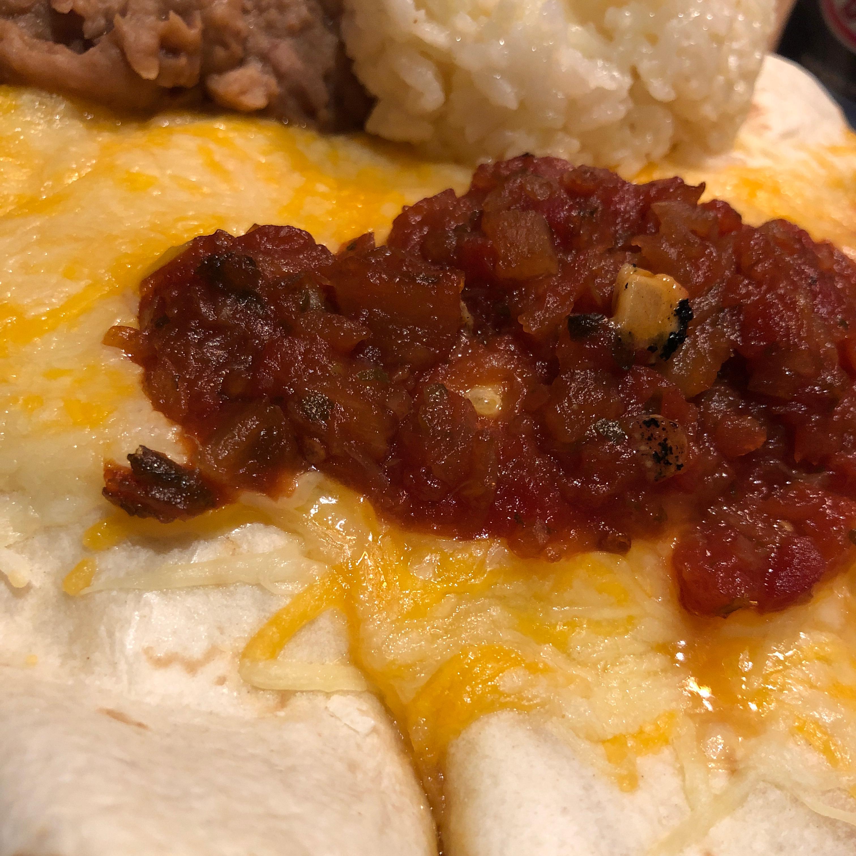 Fiesta Chicken Enchiladas Deirdre Megan Sullivan