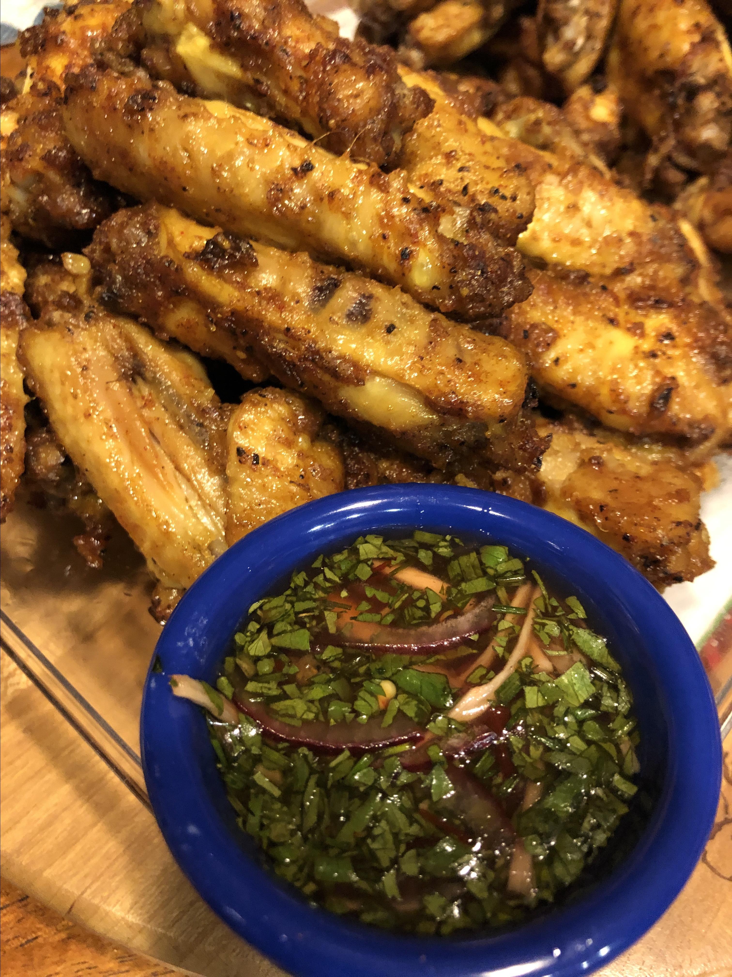 Chennai Chicken Wings
