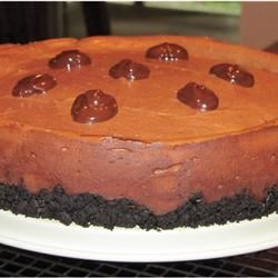Chocolate Bliss Cheesecake