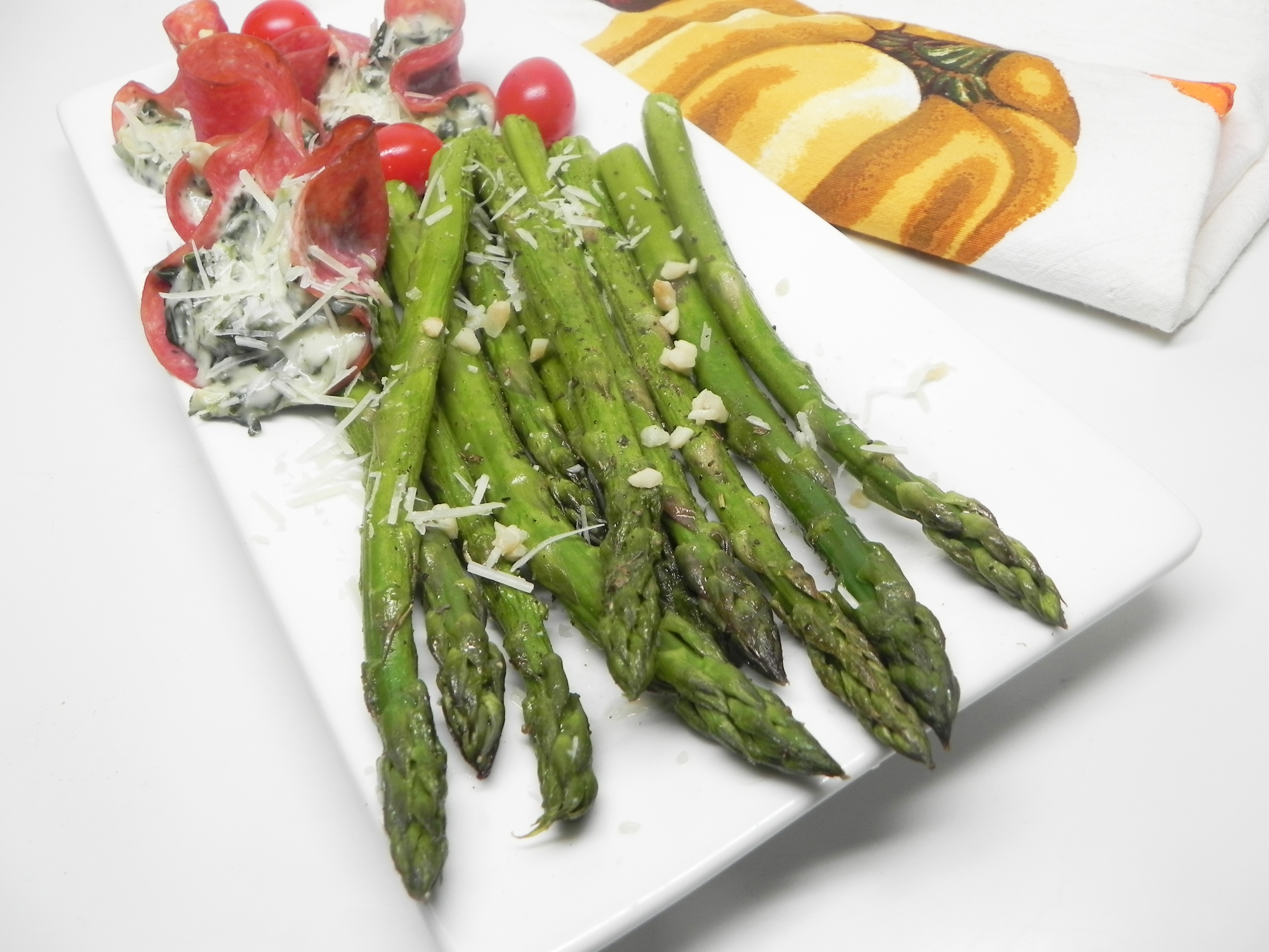 Quick and Easy Baked Asparagus Case31
