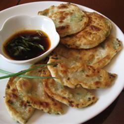 Pan-Fried Chinese Pancakes