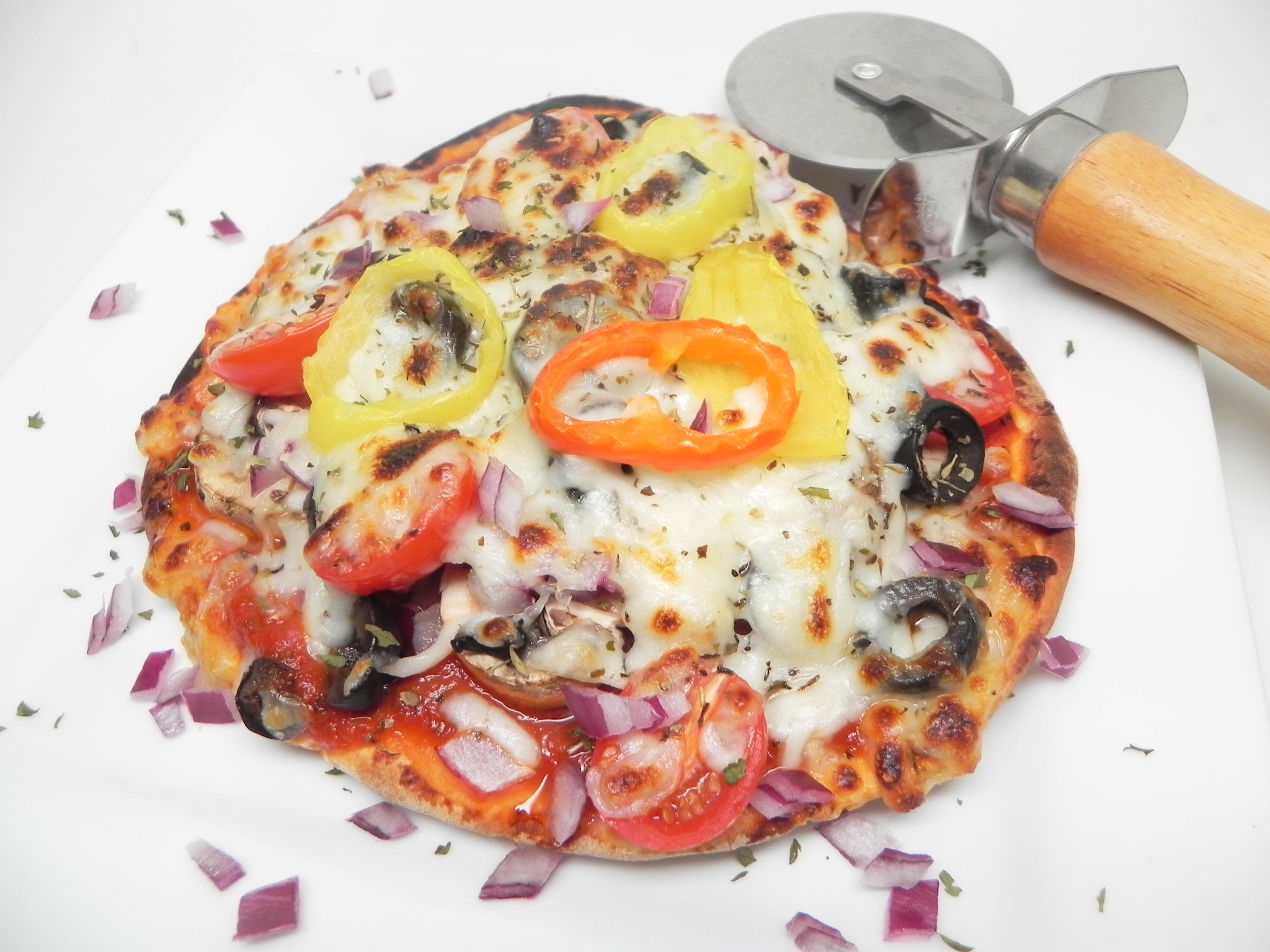 Ferah's Lavash Pizzas