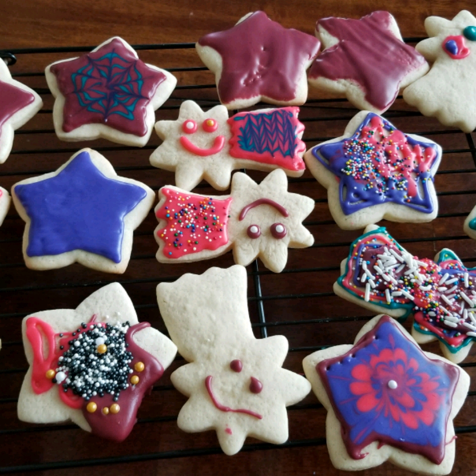 Blue Ribbon Sugar Cookies wifey51404