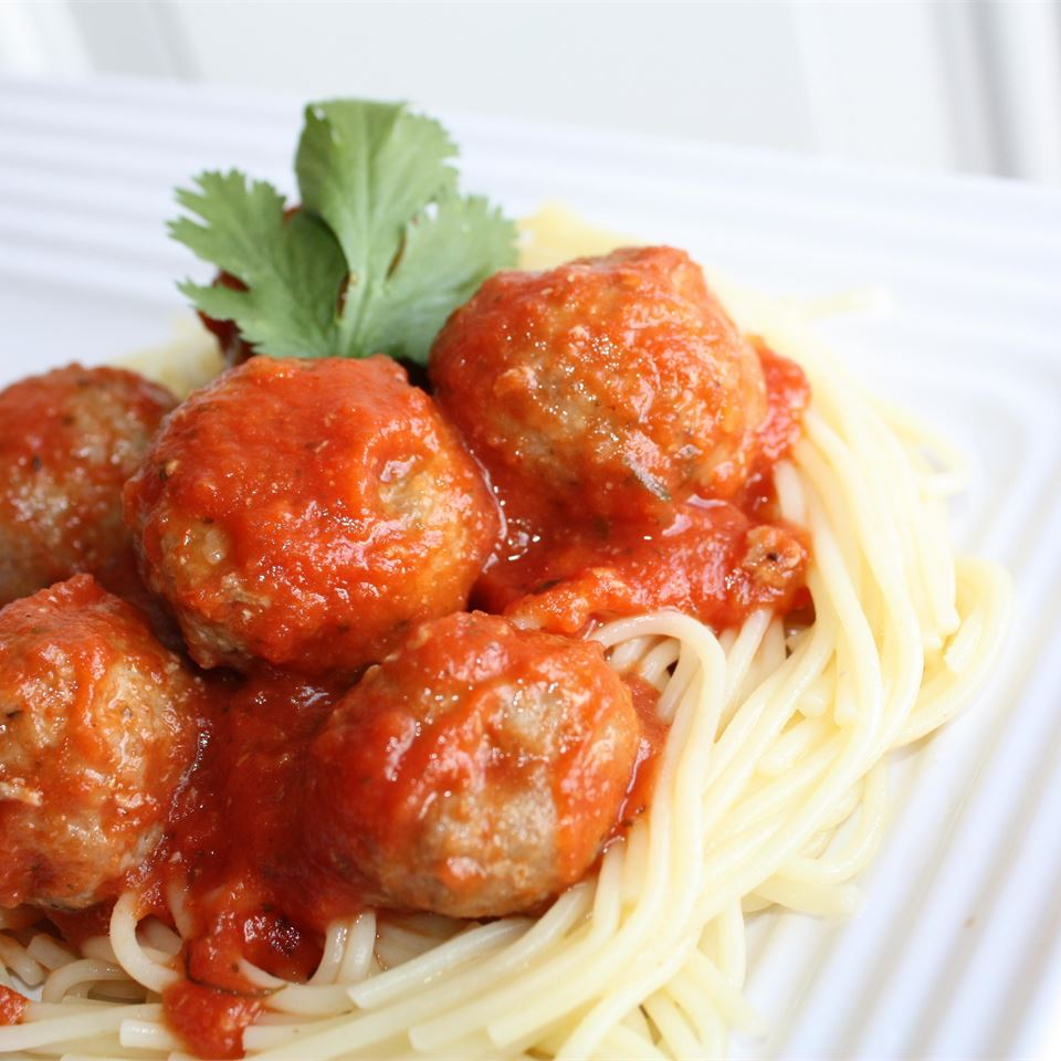 Fast and Friendly Meatballs ANASTASIAJANE