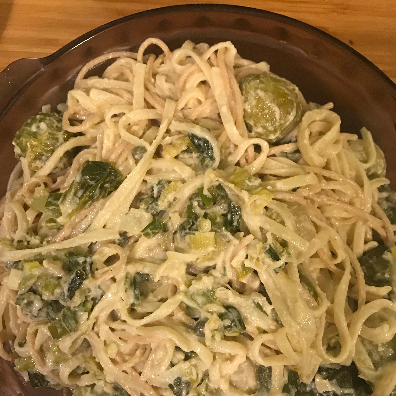 Brussels Sprout Spaghetti Debblogo