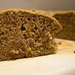 Kingman's Vegan Zucchini Bread image